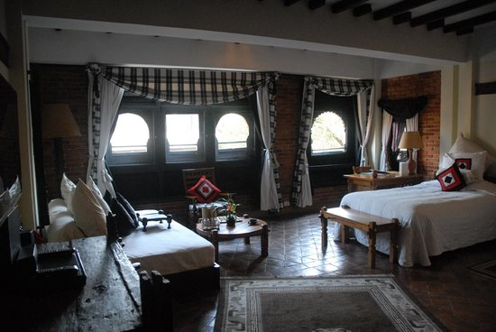Dwarika's Hotel: 客室