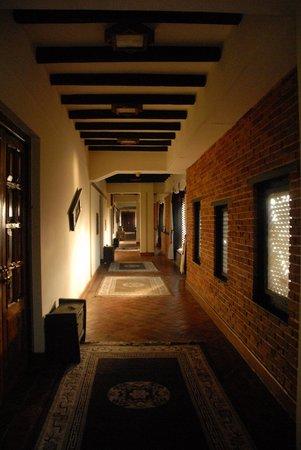 Dwarika's Hotel: 廊下
