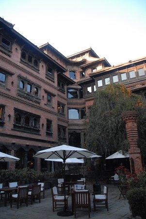 Dwarika's Hotel: 外観