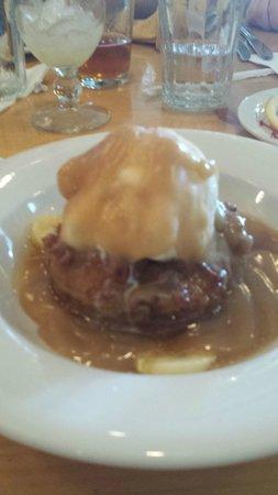 Olivia's Cafe : Bread Pudding