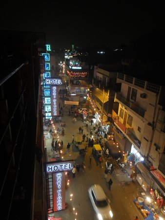 Hotel Hari Piorko: View from Rooftop