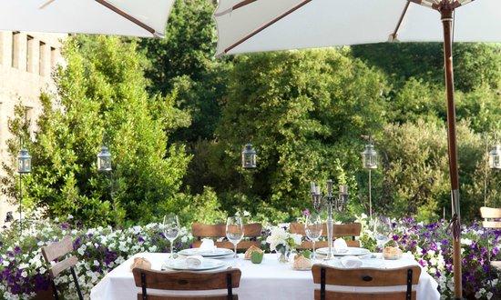 Hotel Spa Relais & Chateaux A Quinta da Auga : Jardín