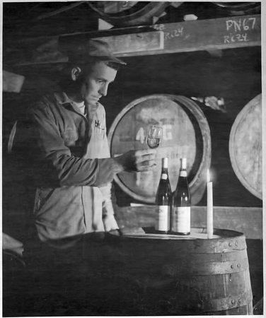 HillCrest Winery and Distillery : State historical site and the borthplace of Oregon Pinot Noir