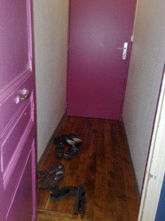 Hotel Tolbiac : Hallway