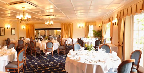 Passford House: Private Dining in the Boardroom