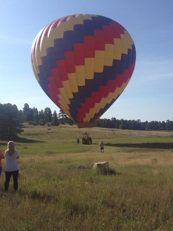 Rocky Mountain Balloon Adventures, LLC : up, up, and away