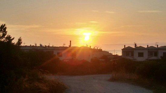 La Posada : L'alba....