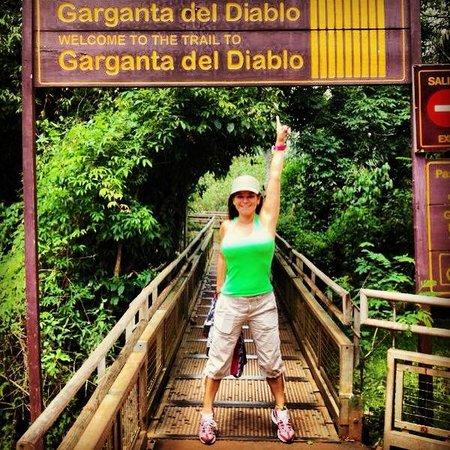 Foz do Iguaçu: Garganta del Diablo