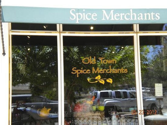 Old Town Temecula: Shops _ spice merchants