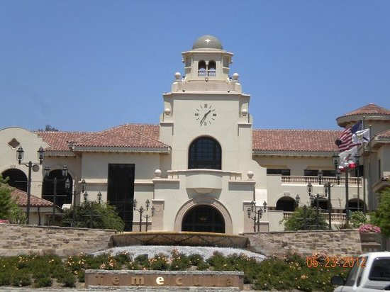 Old Town Temecula: SW CA architecture