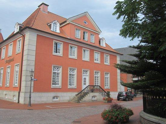 Burghotel Haseluenne : Burghotel Haselunne