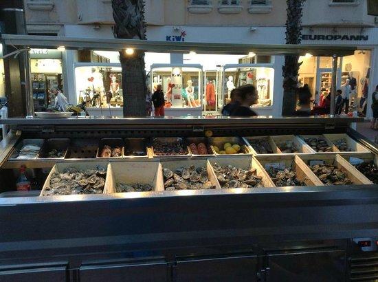 Le Festival de la Mer : Свежие ингредиенты