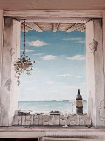 L'Ultima Spiaggia : Finestra sul mare by Fra!!!!