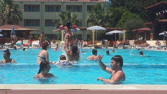 Luana Hotels Santa Maria: My Girl can fly