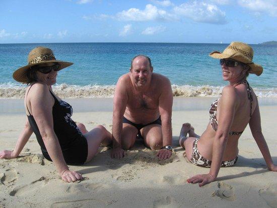 Grand Anse Beach : Grand Anse