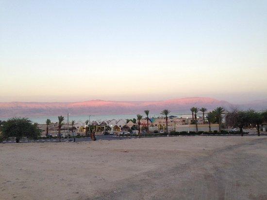 Leonardo Inn Hotel Dead Sea: Территория отеля