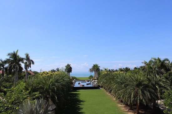 Renaissance Sanya Resort & Spa: Nice weather