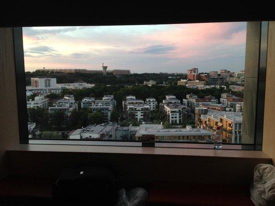 Park Inn by Radisson Stockholm Hammarby Sjostad: 11th Floor view