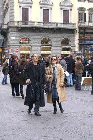 Piazza del Duomo: .