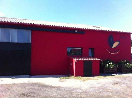 La Plaine-sur-Mer, Prancis: le bâtiment de l'extérieur