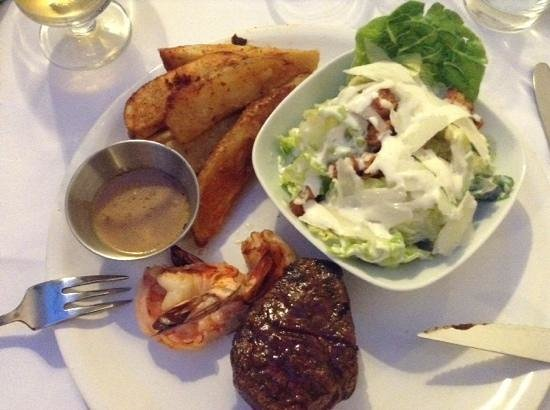 Hermosa: SURF AND TURF