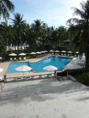 Amaryllis Resort & Spa : Pool View