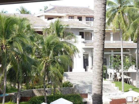 Amaryllis Resort & Spa: Main hotel house