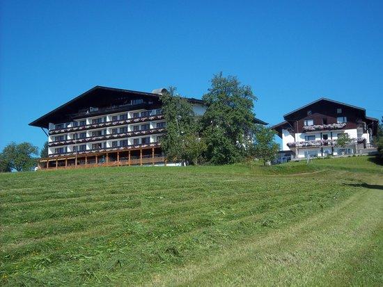 Hotel Lohninger-Schober: Blick zum Hotel