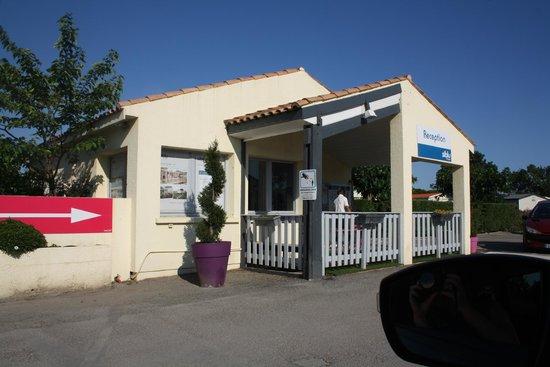Siblu Villages - Le Lac des Reves: Reception