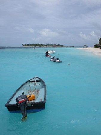KIHAAD Maldives: Time for jetski