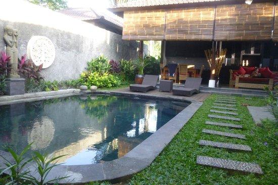 Ubud Raya Resort: perfetto