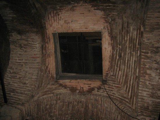 Citerne Basilique (Yerebatan Sarnıcı) : ceiling