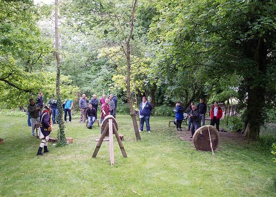The Crazy Bear Hotel - Stadhampton: Crazy Bear Farm Multi Activity Day