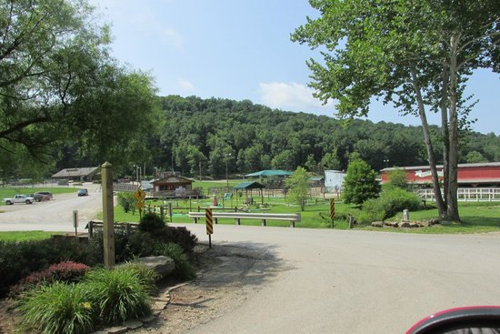 Rocky Fork Ranch Resort: View of the lower level