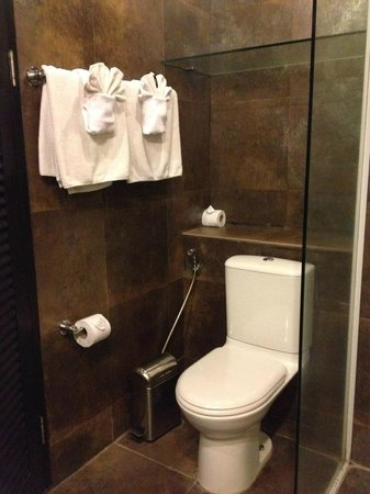 Mantra Samui Resort: Toilet
