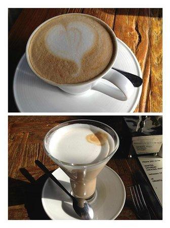Mantra Samui Resort : Tasty coffee