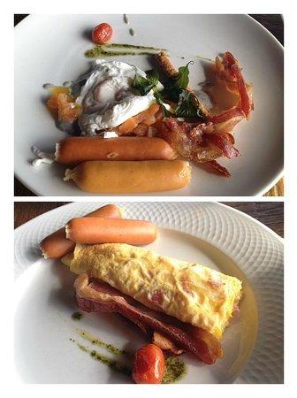 Mantra Samui Resort: Breakfast
