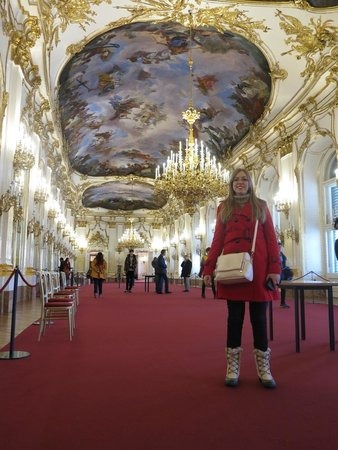 Schloss Schönbrunn: Salão Príncipal / Festas