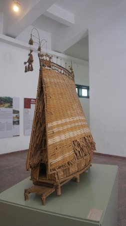 Vietnam Museum of Ethnology: expo
