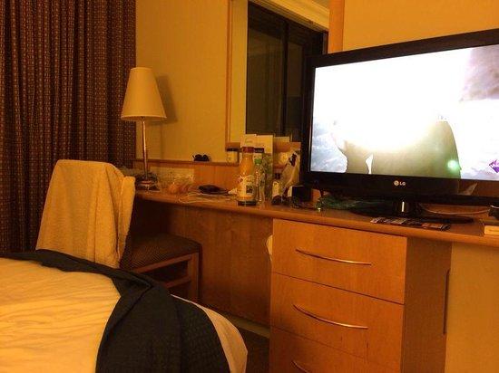 Holiday Inn London Kensington Forum: كأس العالم 2014
