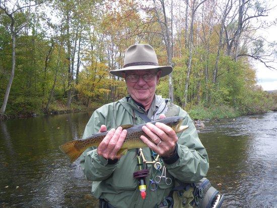 Kootenai River: One Happy Fly Fisherman