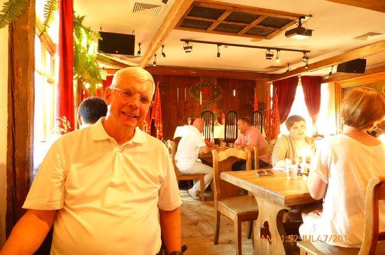Czerwony Wieprz : Dinner at Red Hog