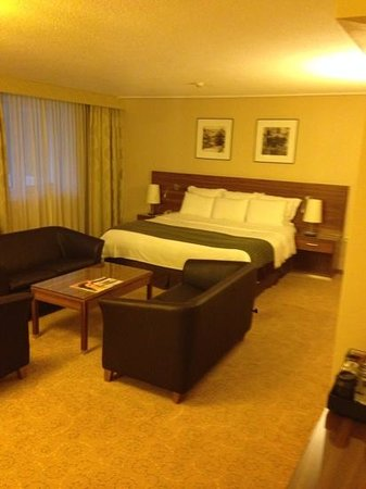 Vienna Marriott Hotel: Junior Suite