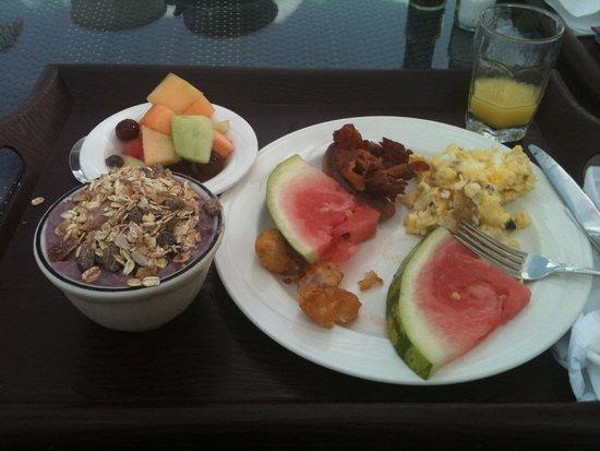 Bucuti & Tara Beach Resort Aruba: Breakfast at Bucuti-yummy
