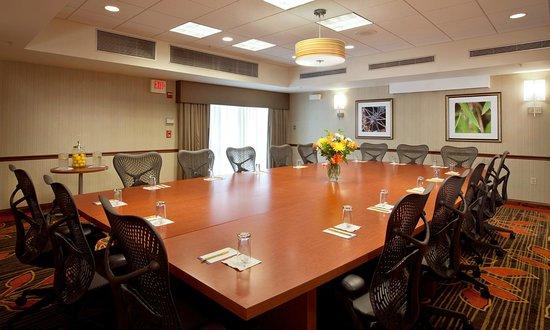 Hilton Garden Inn Poughkeepsie/Fishkill: Meeting Room