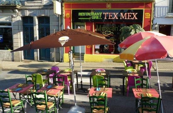 Mexican's Tex Mex