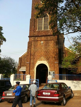 St.George's Cathedral, Freetown, Sierra Leone