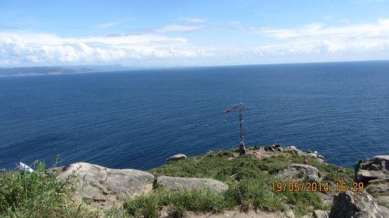 El Camino de Finisterre: Helt ude ved verdens ende....