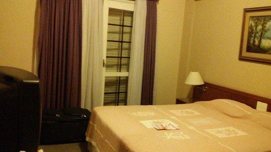 Hotel Cecilia: Quarto de casal do família standard