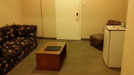 Hotel Cecilia: Sala do família standard